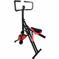 Tengtai Fitness Equipment Magnetic Total Crunch Horse Riding Machine